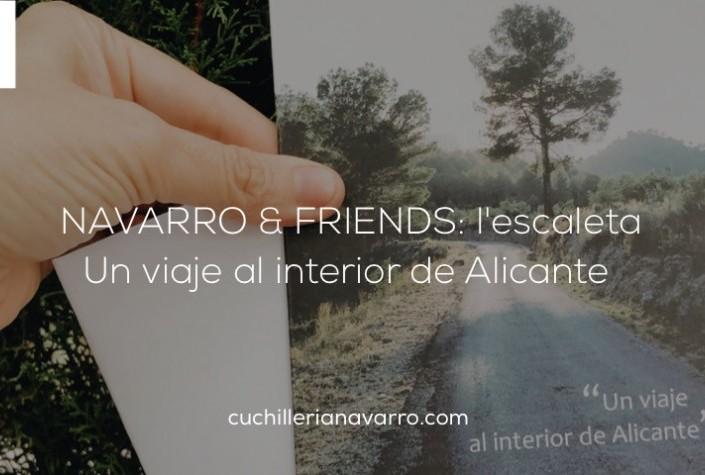 Navarro & Friends: l'escaleta