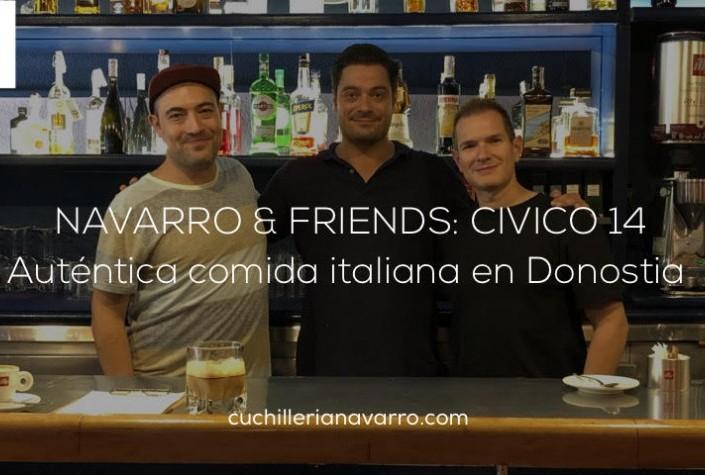 Navarro and Friends: Civico 14