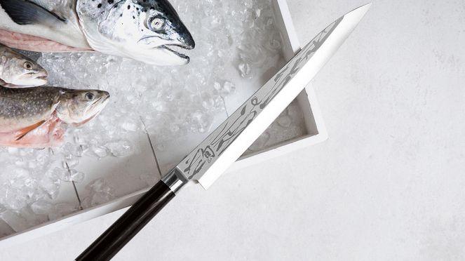 Cuchillos de pescado